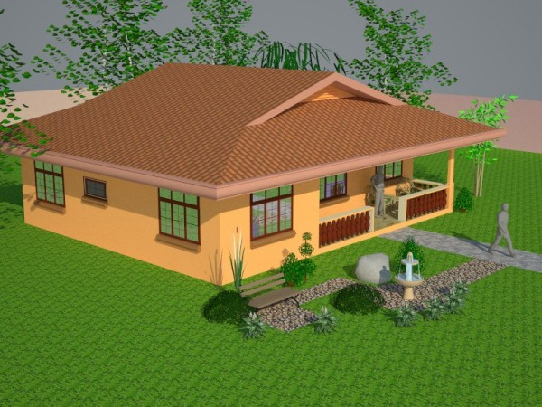 Philippines Native House Design http://myphilippinelife.com/our-house-project-design-devolution/