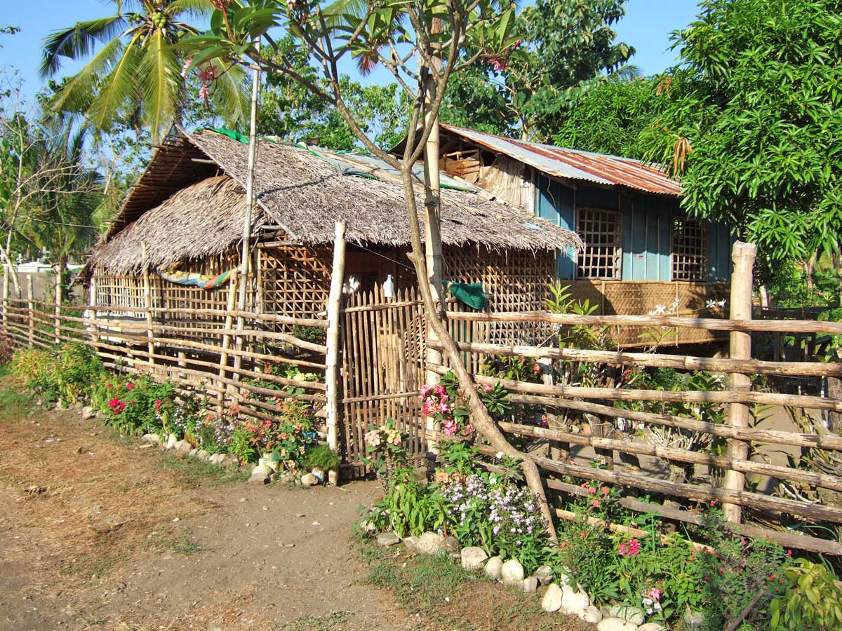 ... Bahay Kubo Design besides Bamboo House Design Philippines. on modern