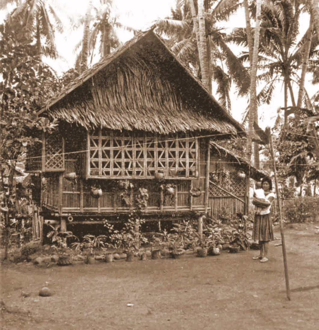 Traditional Bahay Kubo From Folk Architecture GCF Books Quezon
