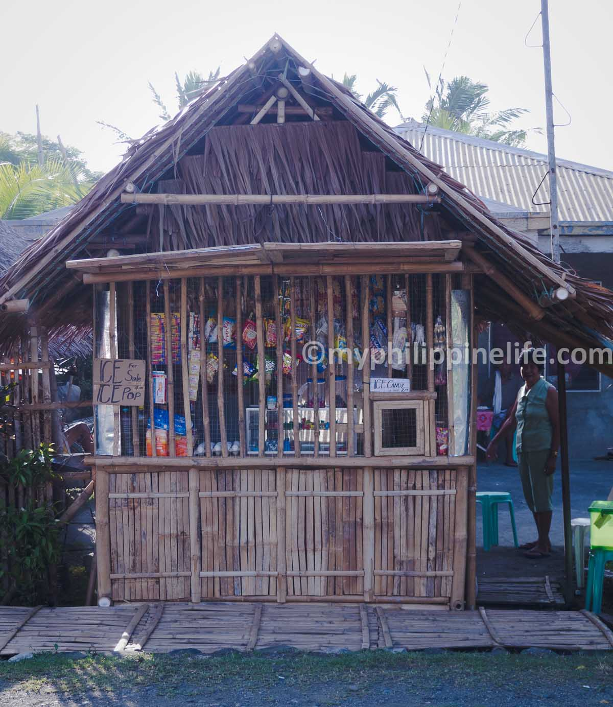 We Build A Bahay Kubo Bamboo Guest House