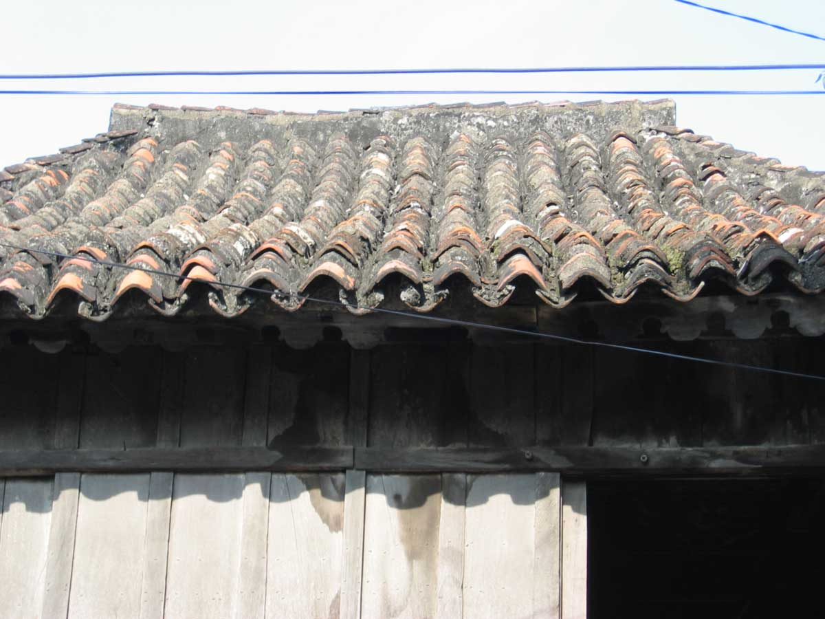 Chinese Roof Styles Pictures