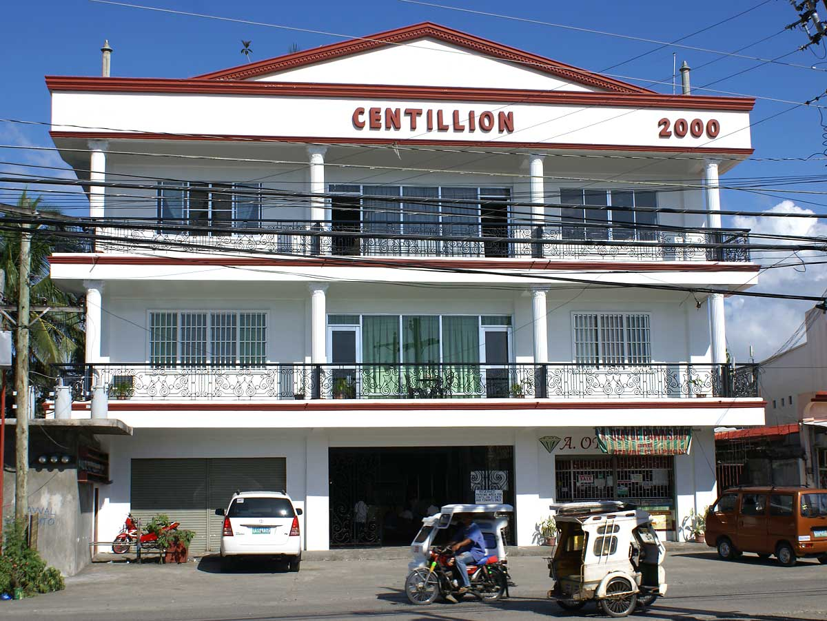 Centillion Hotel, San Jose, Antique Province, Philippines