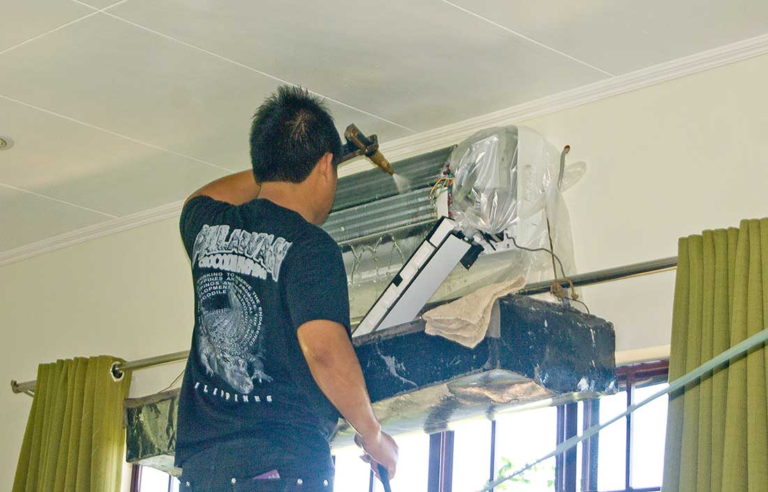 Our Philippine House Project Air Conditioning