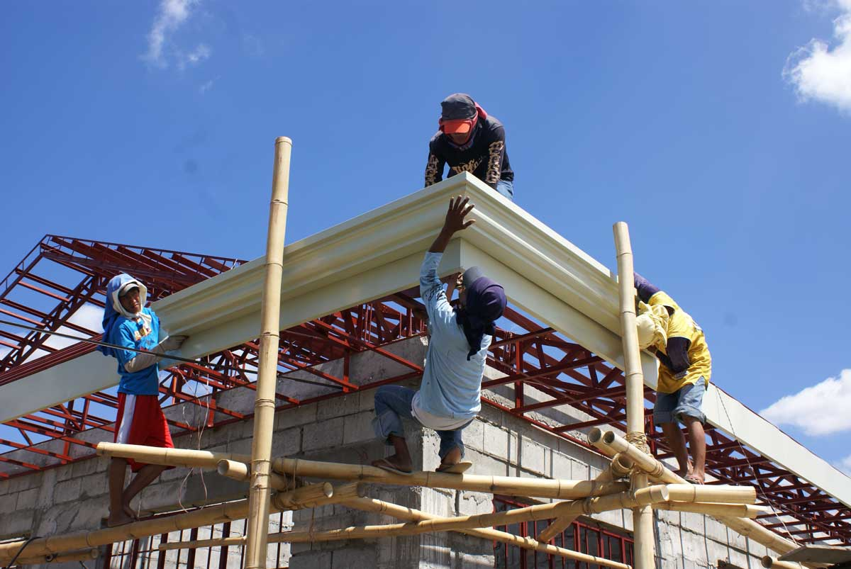 Our Philippine House Project – Roof and Roofing