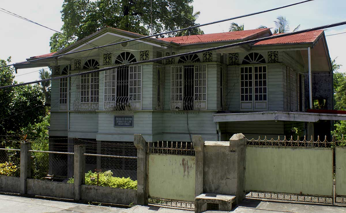 Well-maintained old house in Miag-ao