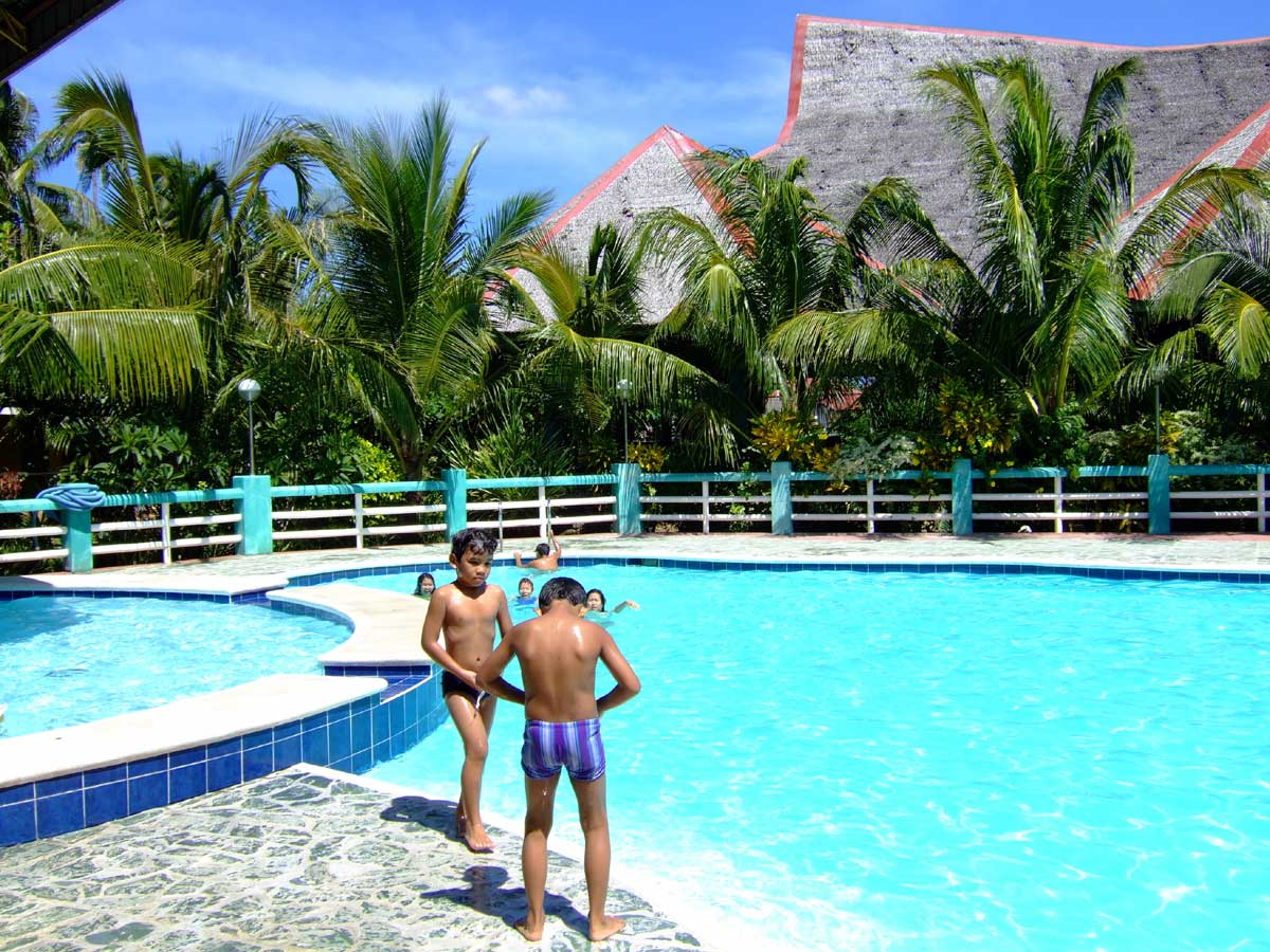 Ness and Tat's Beach Resort, Iloilo