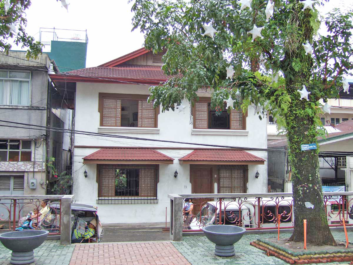 House in Lucban, Quezon Province