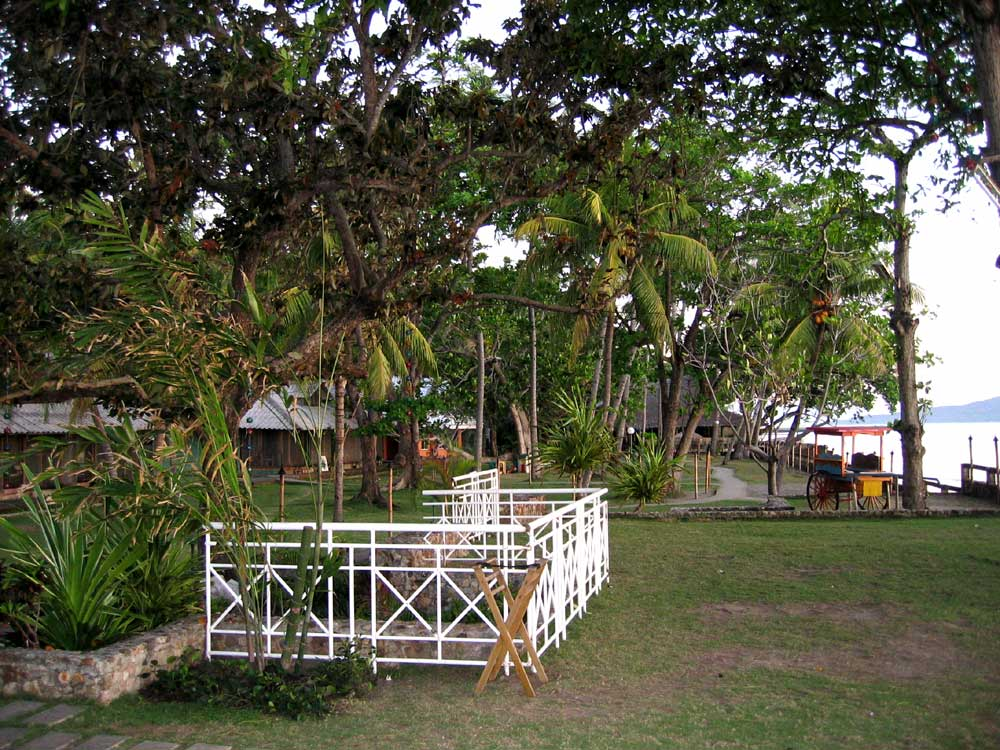 South Seas Resort, Dumaguete