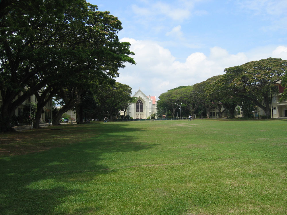 Silliman University Church, Dumaguete