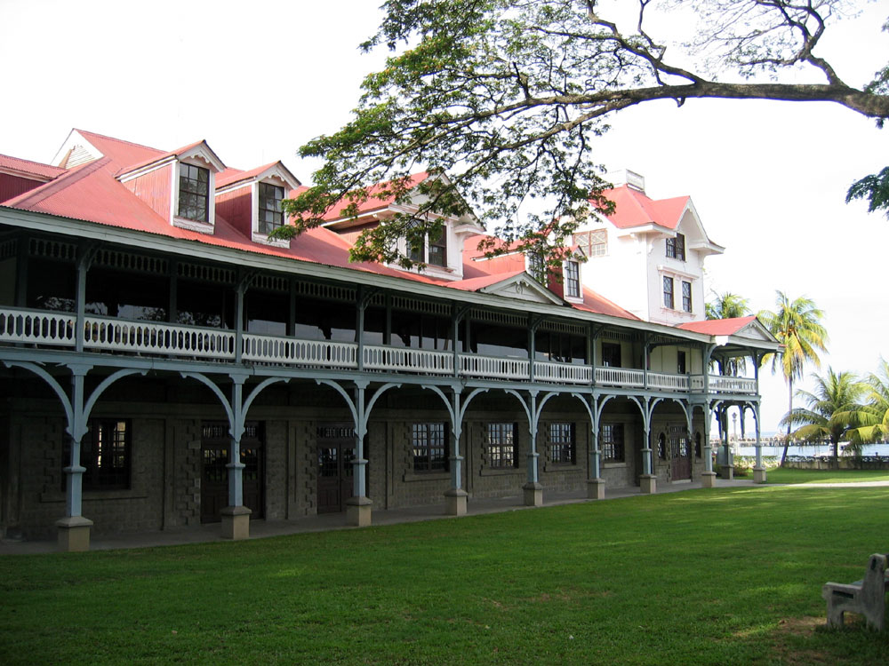 Anthropological Museum, Silliman University, Dumaguete. Open to the public by arrangement.