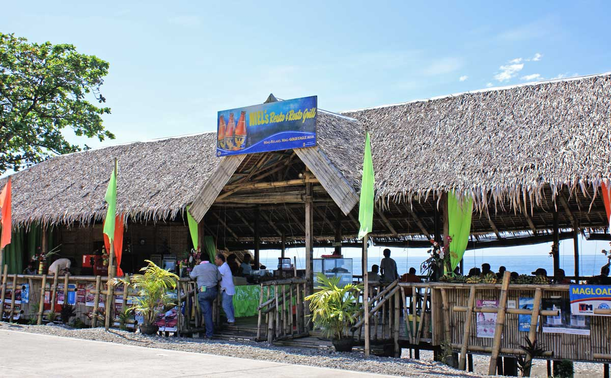 Neil's Restaurant, between Tiabao and Culasi, Antique Province