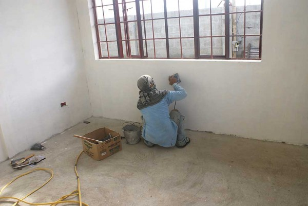 Our Philippine House Project Finishing Plastering My