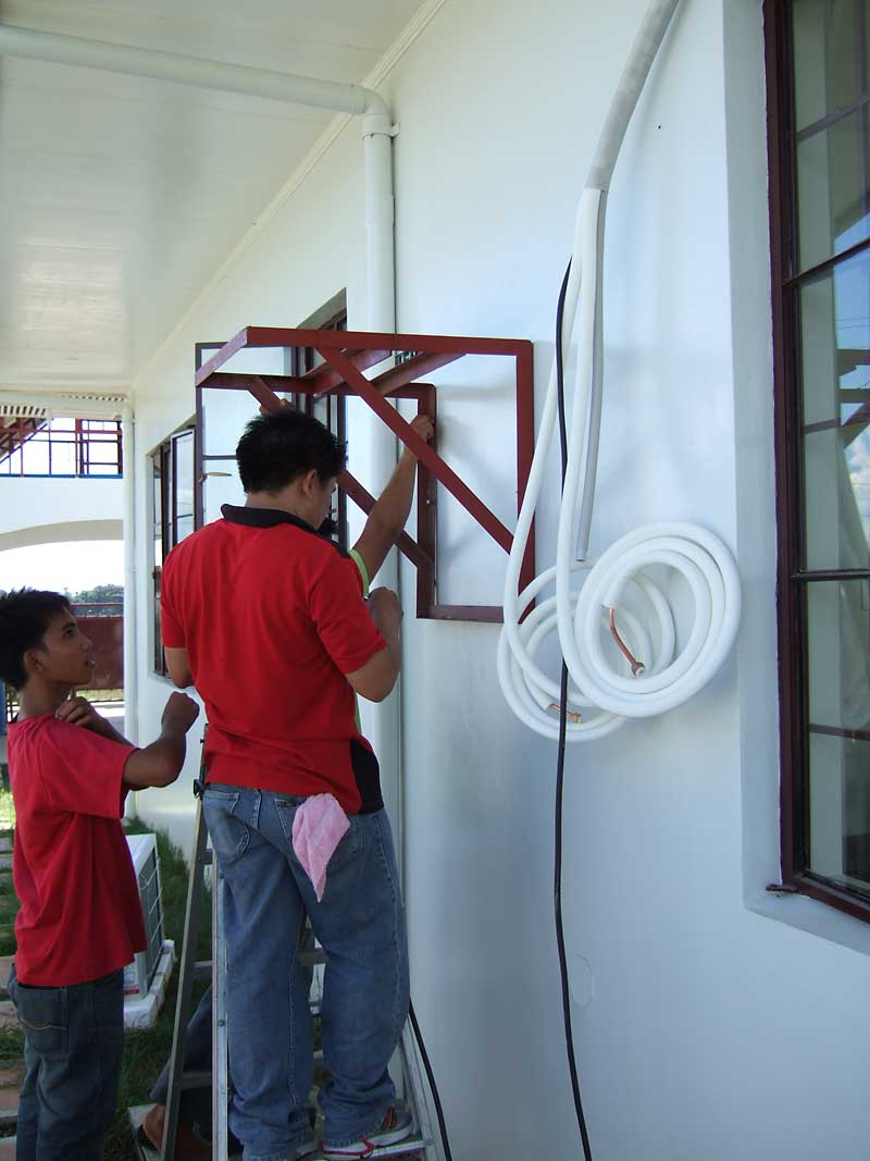 Our Philippine House Project ndash Air Conditioning My