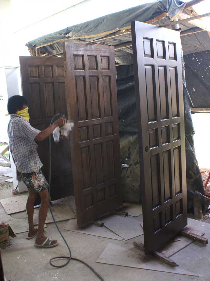 Our Philippine House Project Paint And Painting My