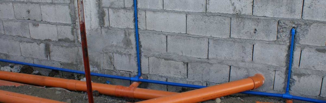 Our Philippine House Project: Plumbing | My Philippine Life